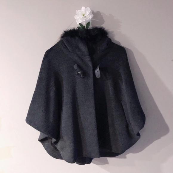 Jackets & Blazers - CAPE WINTER JACKET